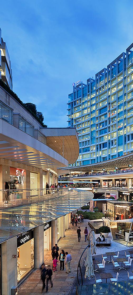 Mexico City Mall